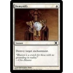 Demystify