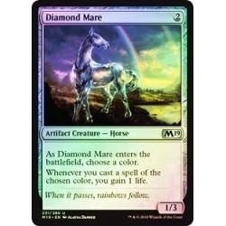 Diamond Mare (foil)
