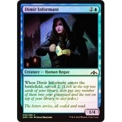 Dimir Informant (foil)