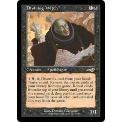 Divining Witch