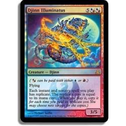 Djinn Illuminatus (guildpact Prerelease)
