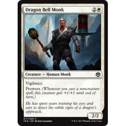Dragon Bell Monk