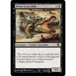 Dross Crocodile