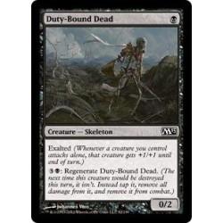 Duty-bound Dead