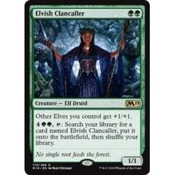 Elvish Clancaller