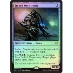 Etched Monstrosity (foil)