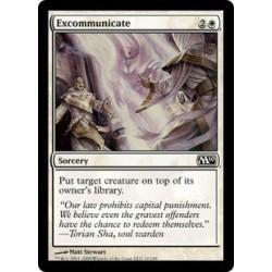 Excommunicate