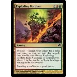 Exploding Borders
