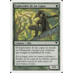 Explorador De Las Copas