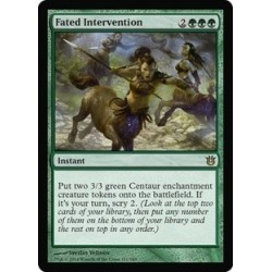Fated Intervention