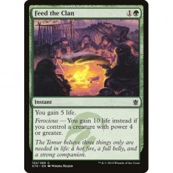 Feed The Clan (foil)