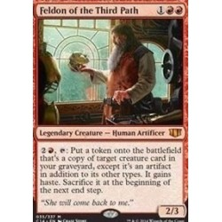 Feldon Of The Third Path