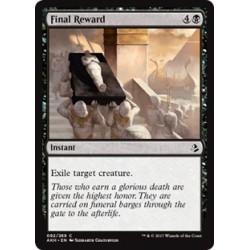Final Reward