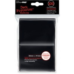 Folios Cartas X100 Std Ultra Pro Negro