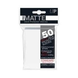 Folios Cartas X50 Std Matte Blanco