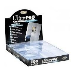 Folios Para Carpeta Ultra Pro Secure