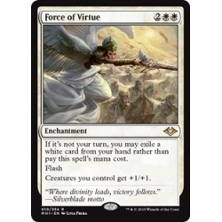 Force Of Virtue