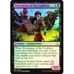 Forerunner Of The Coalition (foil)