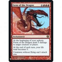 Form Of The Dragon (foil)