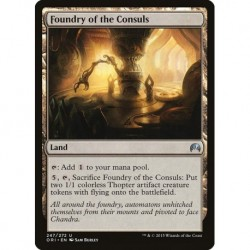 Foundry Of The Consuls
