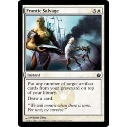 Frantic Salvage