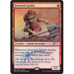 Frenzied Goblin (fnm)