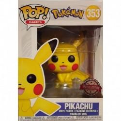 Funko Pop 353 Pokemon Pikachu Special Edition