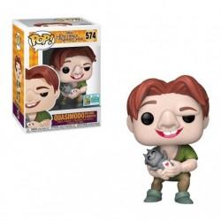 Funko Pop 574 Disney Quasimodo With Gargoyle (exclccon)