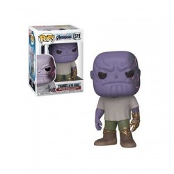 Funko Pop 579 Avengers Endgame - Casual Thanos W/ Gauntlet
