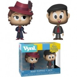 Funko Pop Vynl-  Mary Poppins - Marry & Jack The Lamplighter