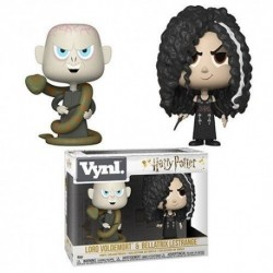 Funko Pop Vynl- Harry Potter - Bellatrix And Voldemort