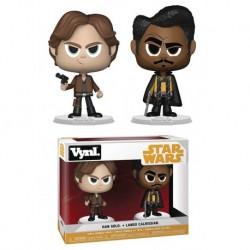 Funko Pop Vynl- Solo - Han & Lando