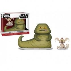 Funko Pop Vynl- Star Wars - Jabba & Salacious Crumb