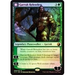 Garruk Relentles