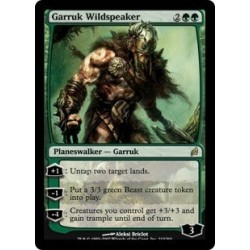 Garruk Wild Speaker(pl)