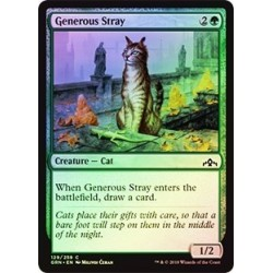 Generous Stray (foil)
