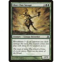 Ghor-clan Savage