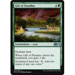 Gift Of Paradise