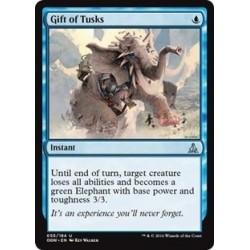 Gift Of Tusks