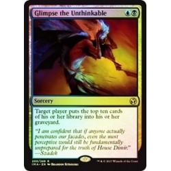 Glimpse The Unthinkable (foil)