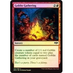 Goblin Gathering (foil)