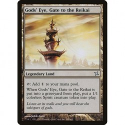 Gods´ Eye, Gate To The Reikai