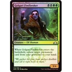 Golgari Findbroker (foil)