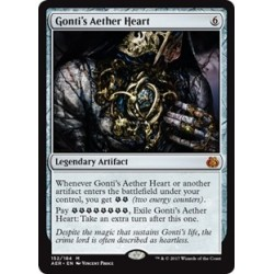 Gonti´s Aether Heart