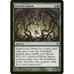 Growth Spasm
