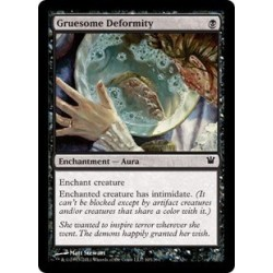 Gruesome Deformity
