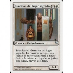 Guardián Del Lugar Sagrado