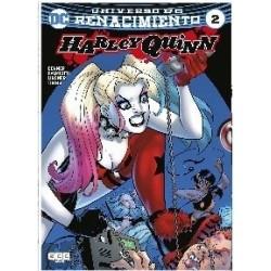 Harley Quinn 02  Renacimiento
