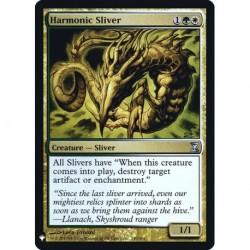 Harmonic Sliver (foil)