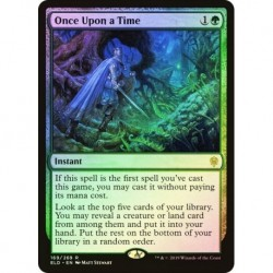 Once Upon A Time Foil